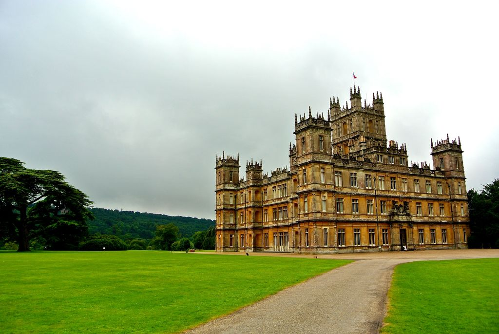 Highclere Castle Wallpaper Highclere Castle Newbury