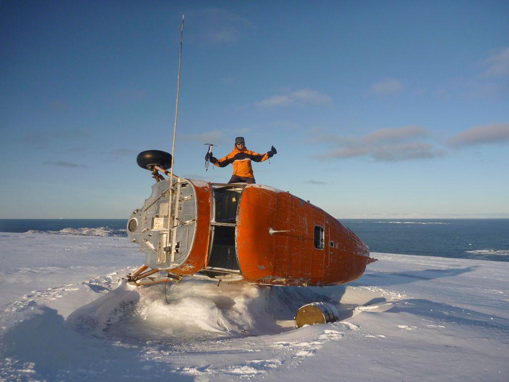 Antarctica/Rothera