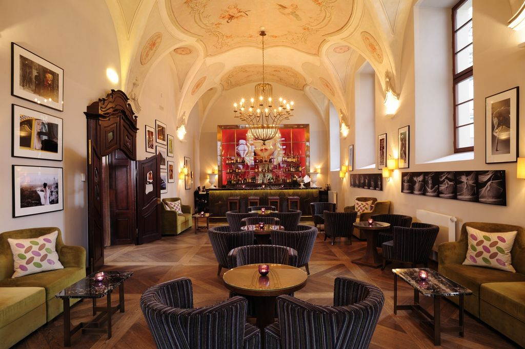These opulent boutique hotels from around the world would for Luxury boutique hotels prague